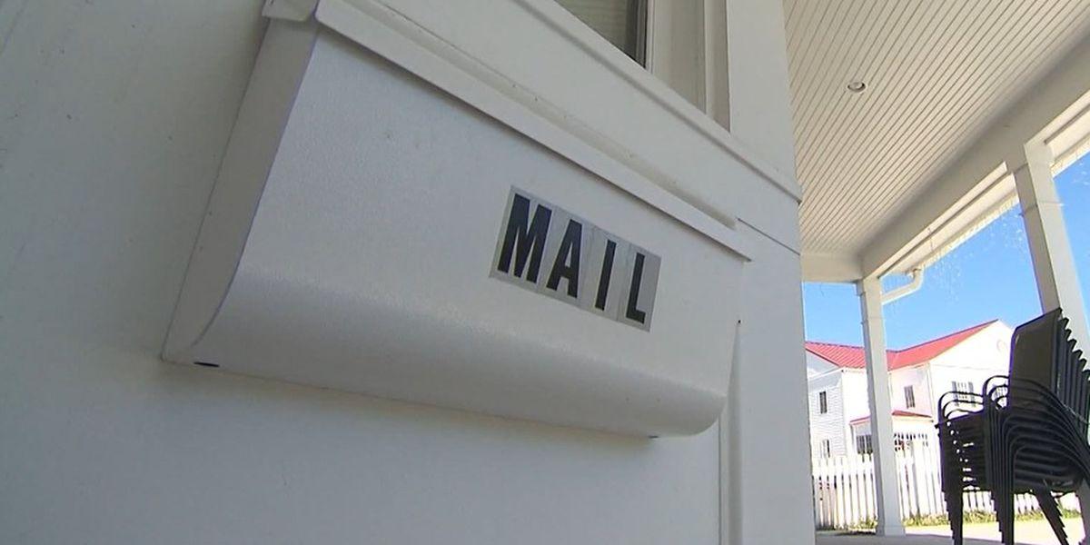 U.S. Postal Service resumes service in Mississippi