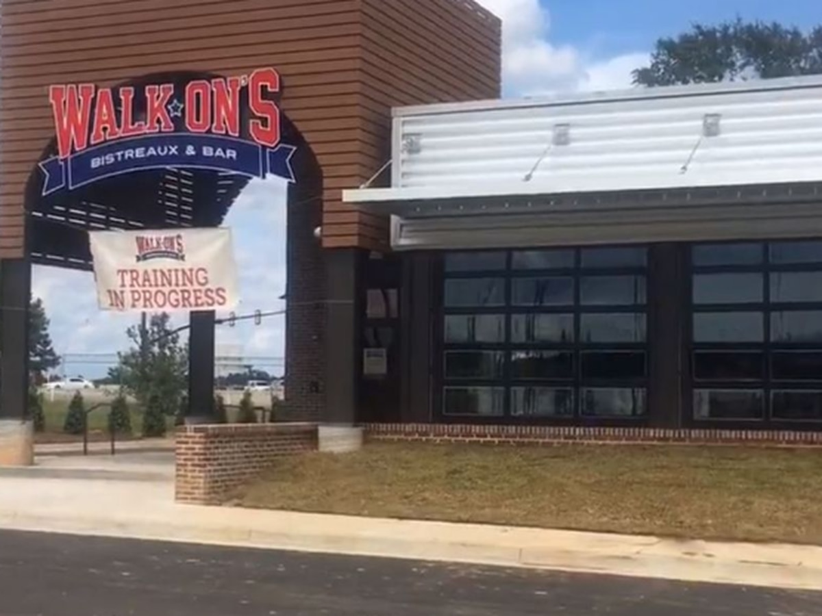 Walk-On's Bistreaux & Bar opens in Hattiesburg