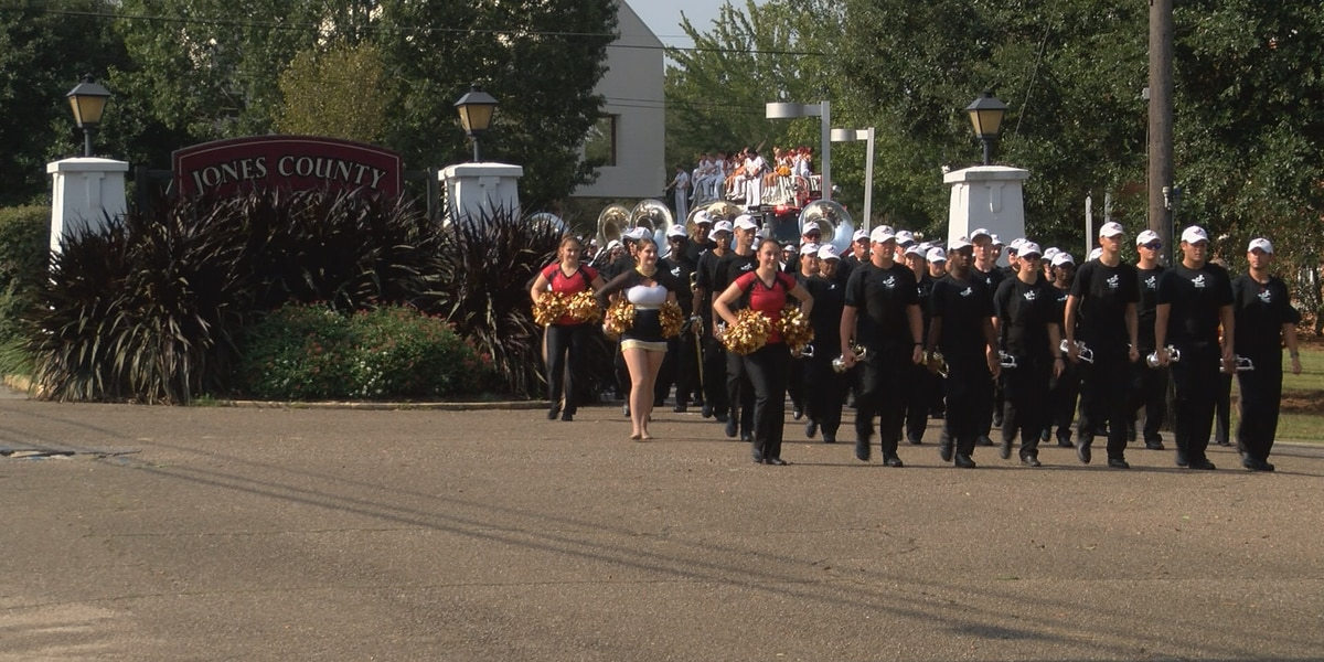 Jones College kicks off Homecoming 2019 with traditional parade