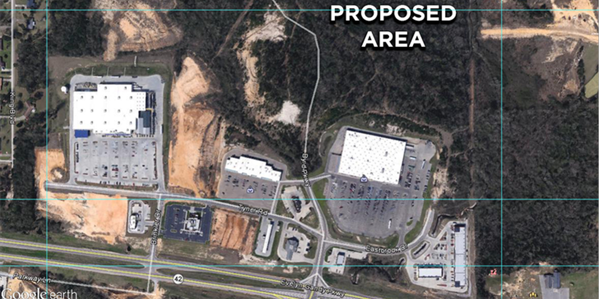 Large apartment complex coming to the Petal area