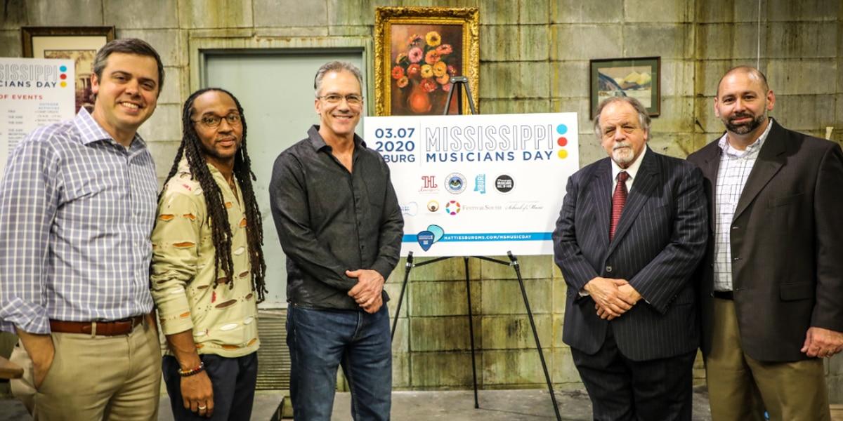 Hattiesburg announces Mississippi Musicians Day Celebration