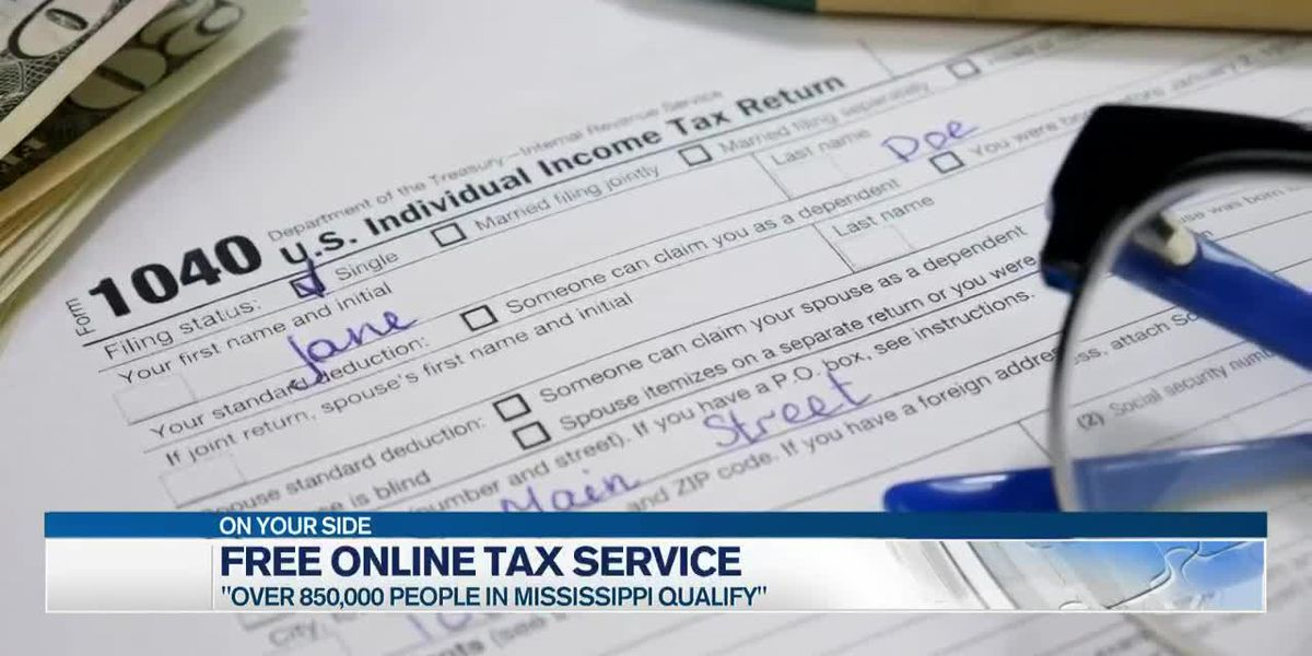 Many Mississippians unknowingly qualify for free tax filing