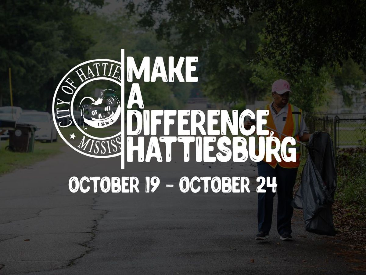 Hattiesburg employees making a difference through service projects