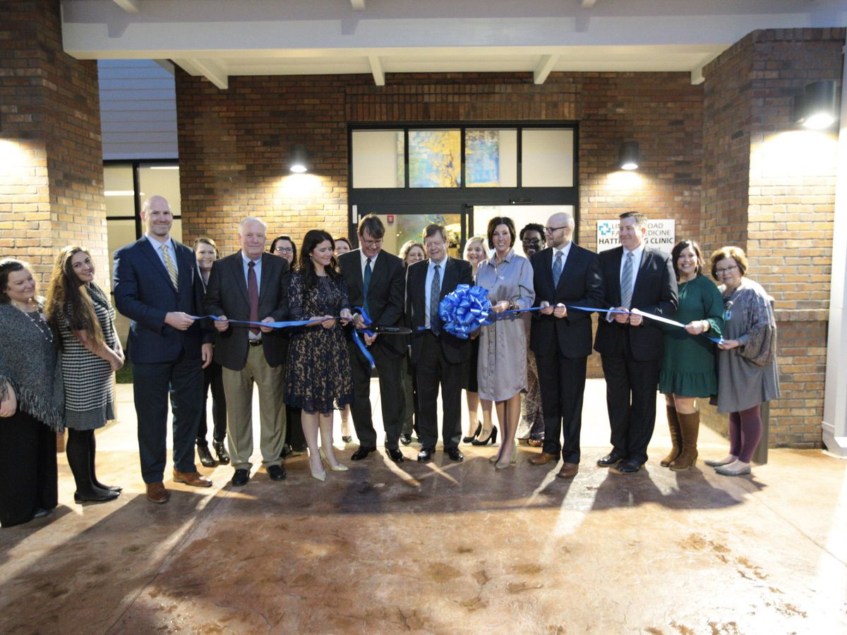 Hattiesburg Clinic celebrates new facility