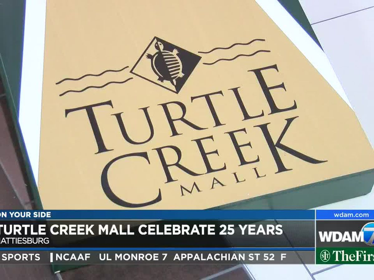 Turtle Creek Mall celebrates 25 years of business