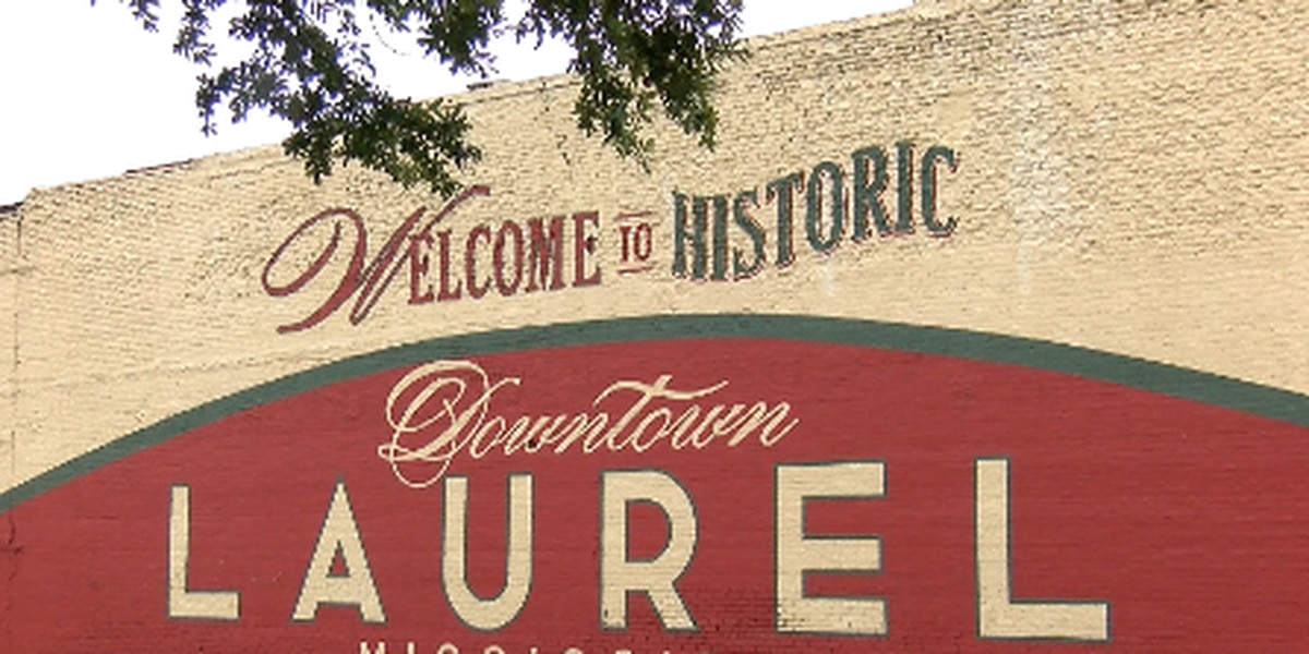 Downtown Laurel attracts visitors from across the U.S.