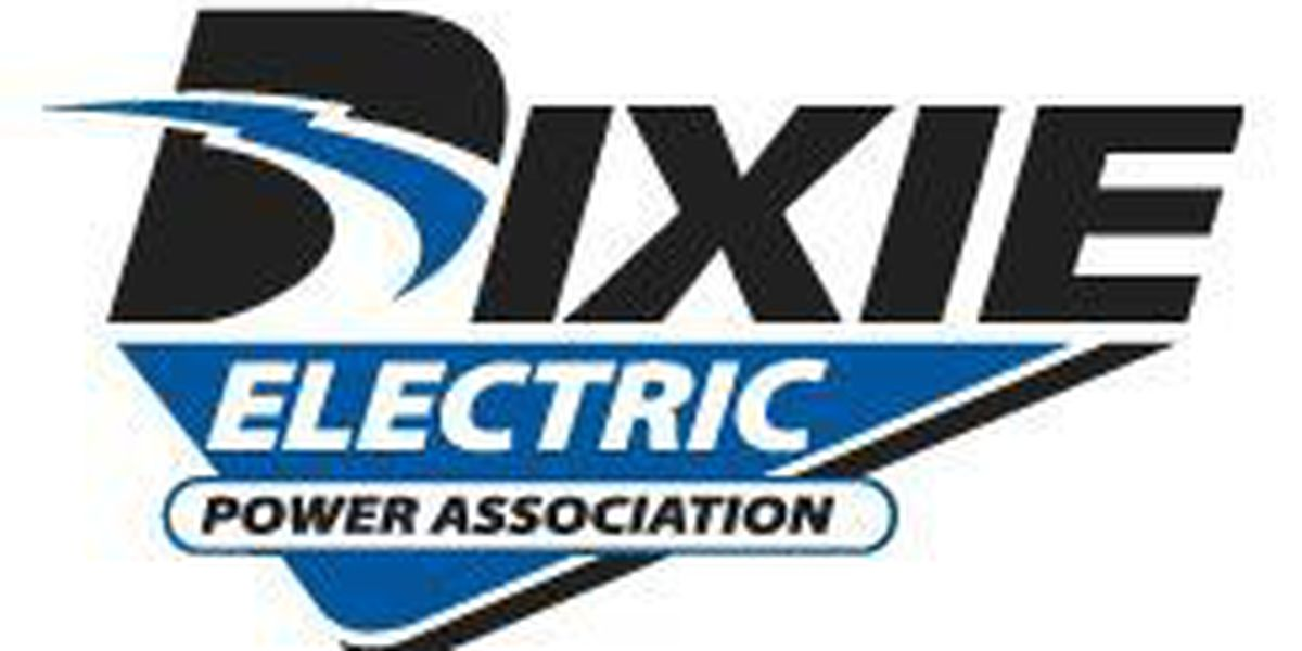 Power outages for Dixie Electric customers