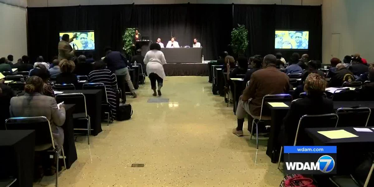 NAACP state conference continues in Hattiesburg