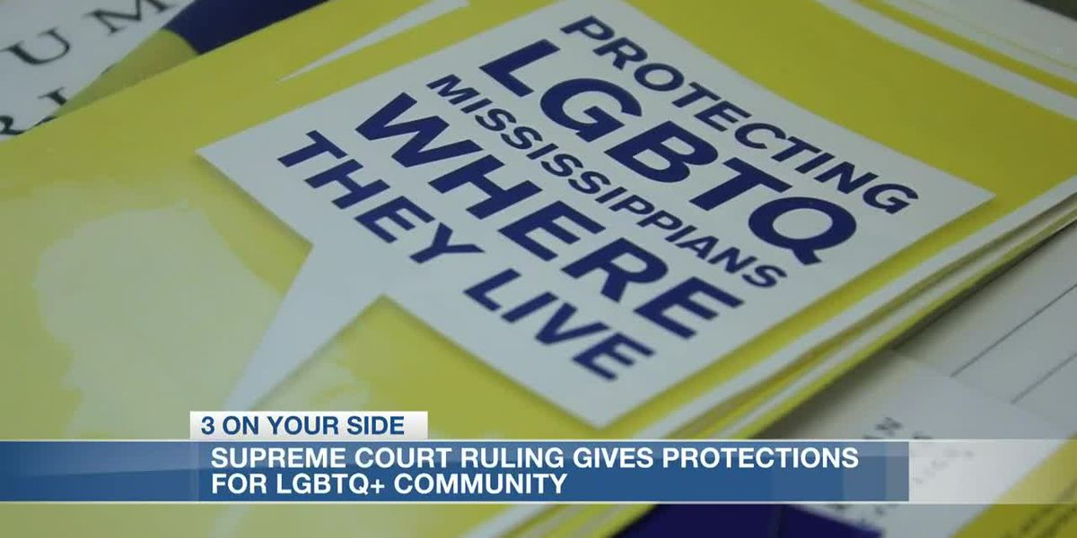 Supreme court ruling gives protections for LGBTQ community
