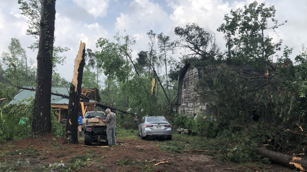 President Donald Trump approves Miss. Disaster Declaration