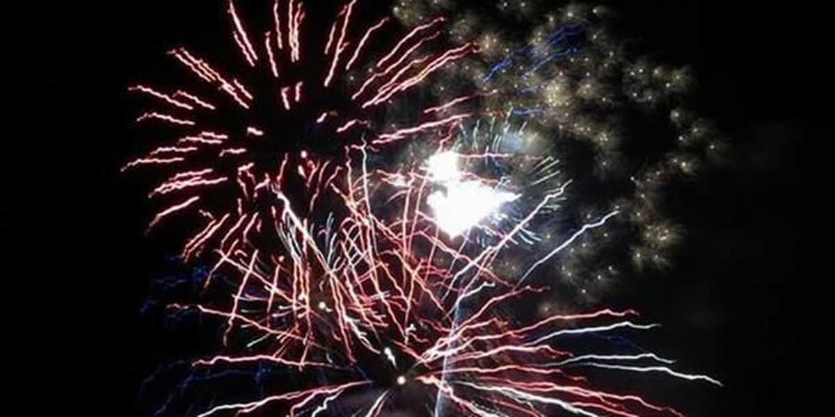 LIST: Fourth of July fireworks shows, events around the Pine Belt