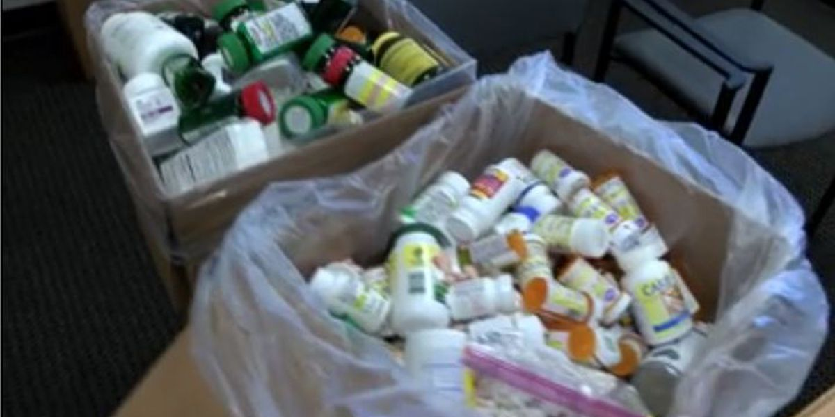 Laurel, Petal police host drug take back events