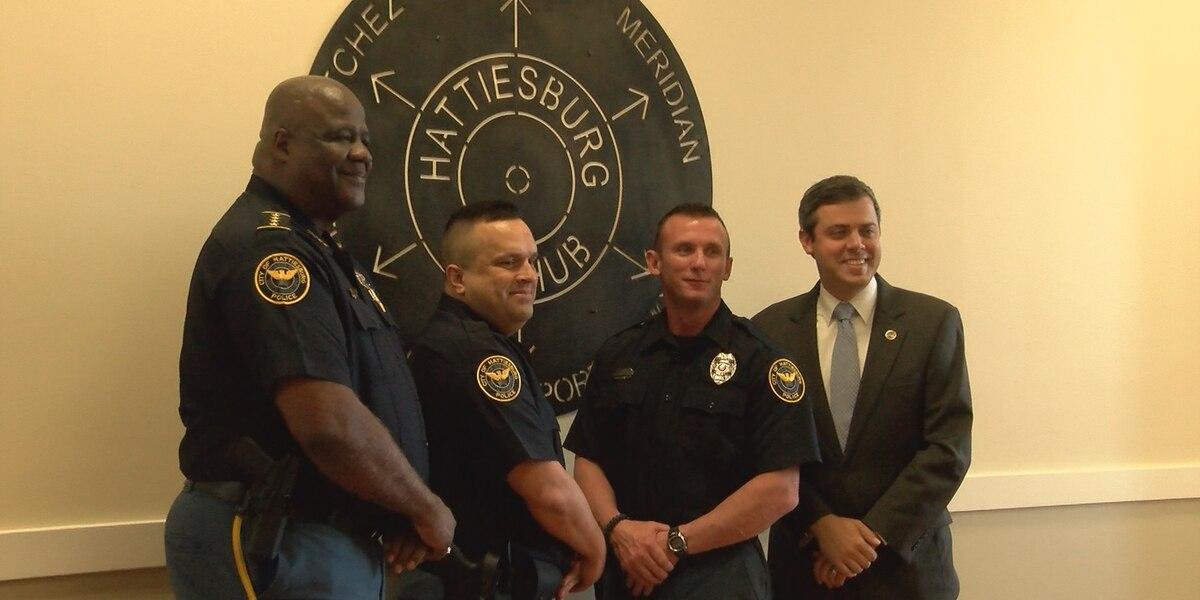 HPD swears in two new officers