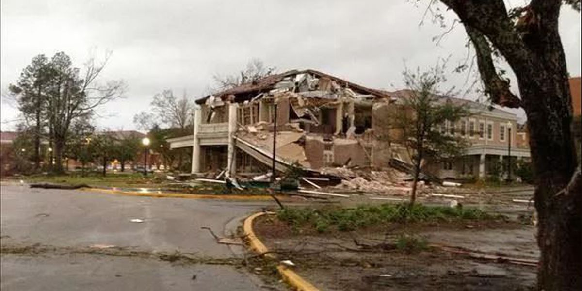 Pine Belt Strong 5 Years Later: USM staff remember 2013 tornado