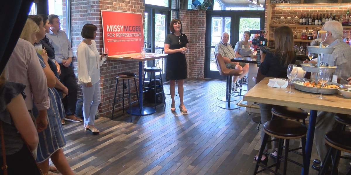 Missy McGee hosts campaign kickoff for Dist. 102 seat