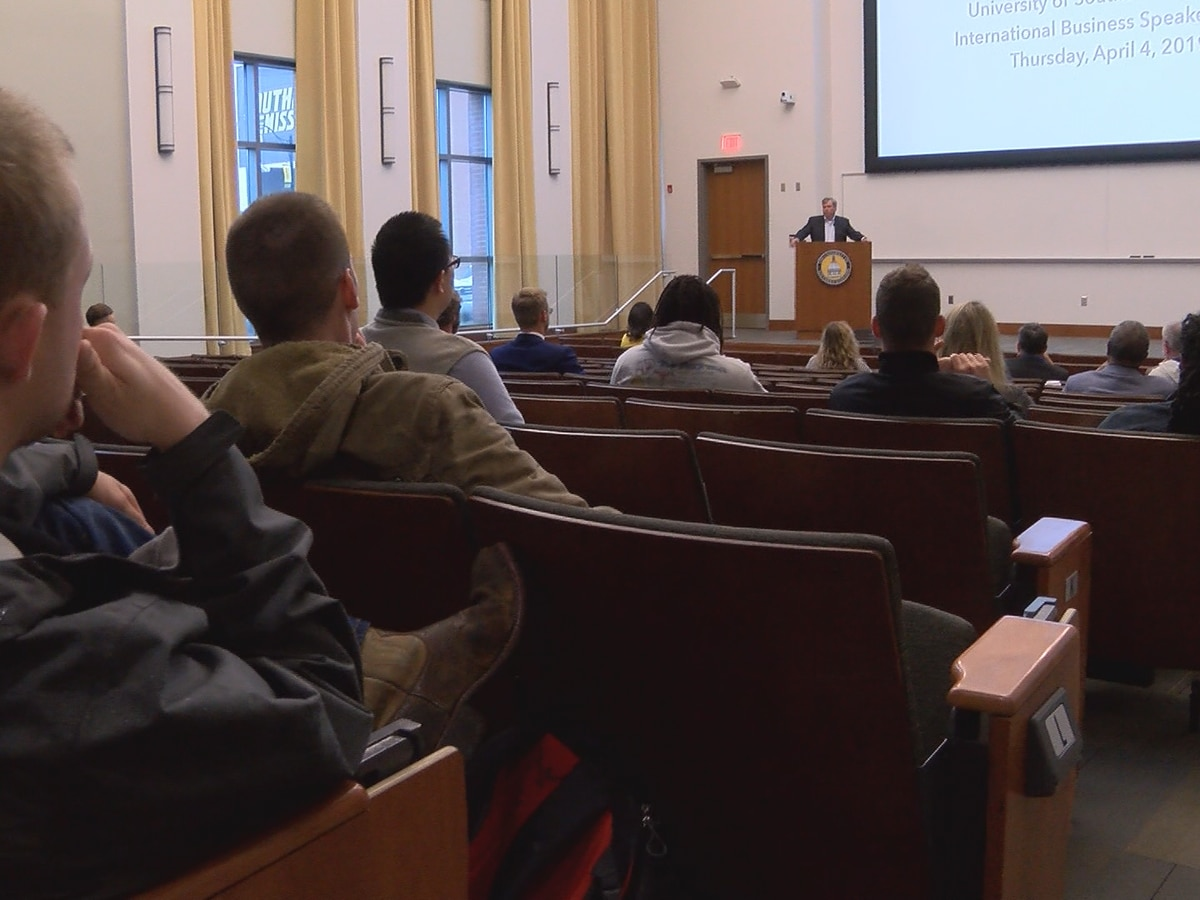 USM hosting series of business lectures on export awareness