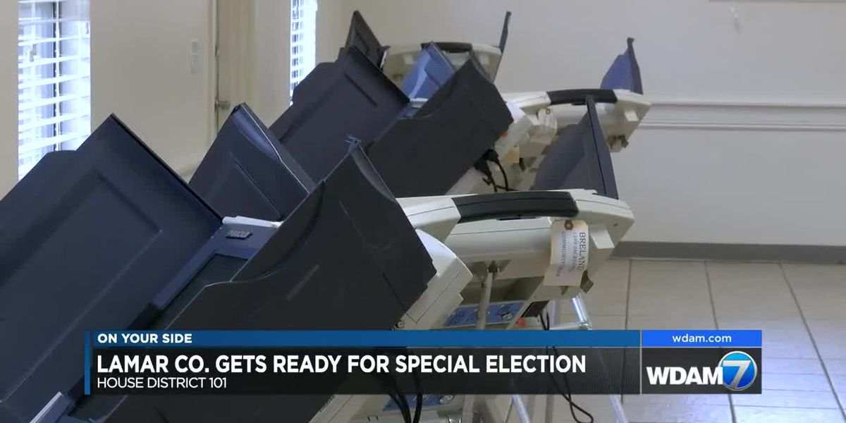 Voters head to polls Tuesday for House District 101 special election