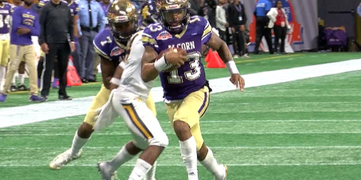 Wilson's return pushes NCA&T past Alcorn in Celebration Bowl
