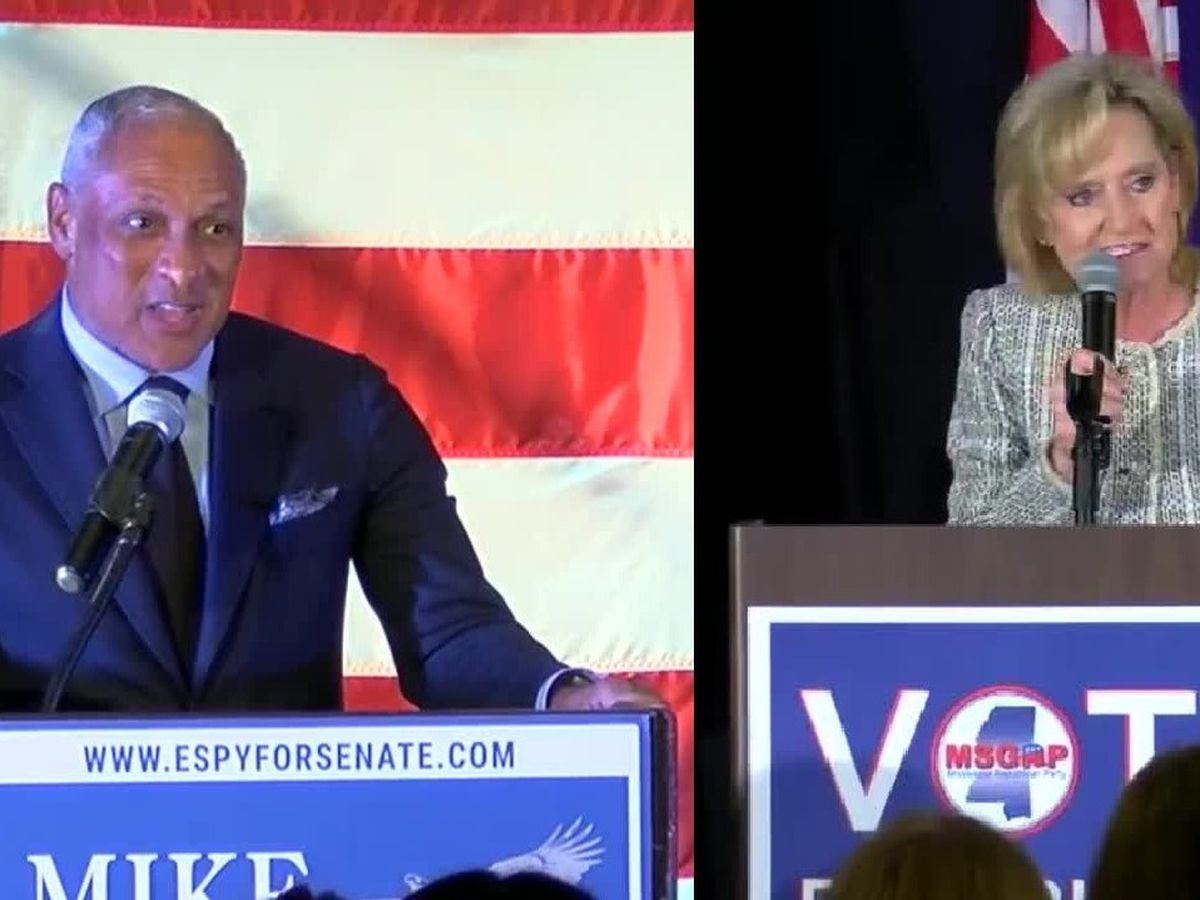 Mike Espy accepts invitation to debate opponent Cindy Hyde-Smith on WLBT