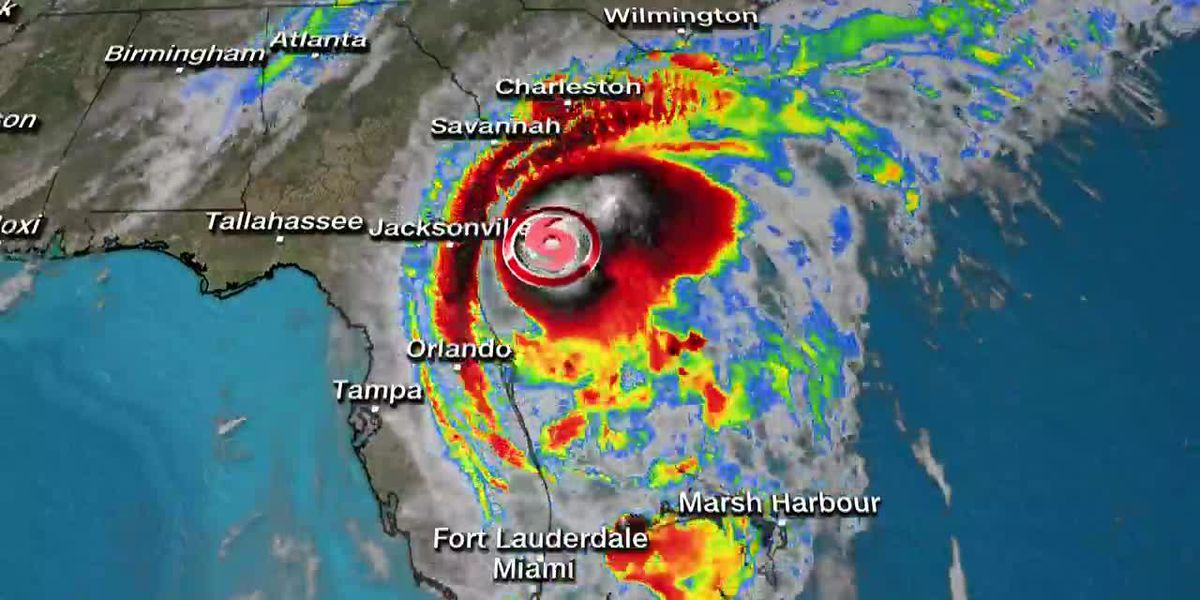 COVID tests states about to be hit hard by Hurricane Isaias