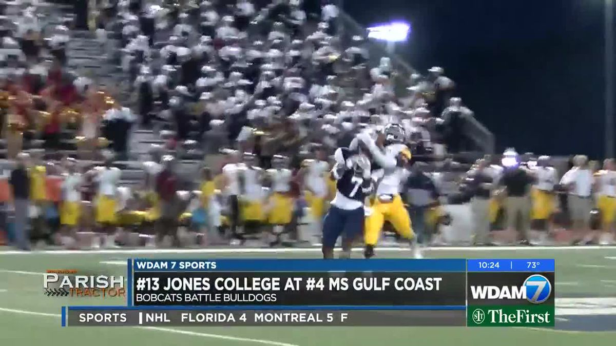 Jones falls behind early in loss; PRCC drops third straight