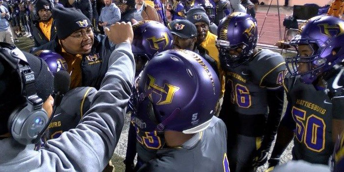 Beyond the Sidelines: Hattiesburg High's South State win