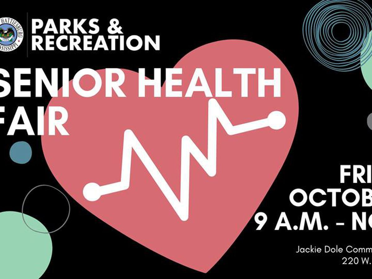 Hub City Parks & Rec to host annual senior health fair