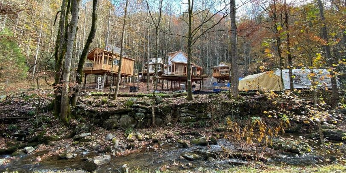 Treehouse resort coming to Gatlinburg in 2020