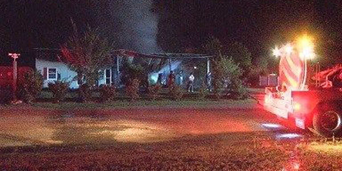 Lamar County home destroyed by fire