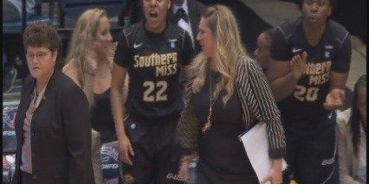 Lady Eagle Hoops Advance to Championship Game, Defeat Middle Tennessee 65-53