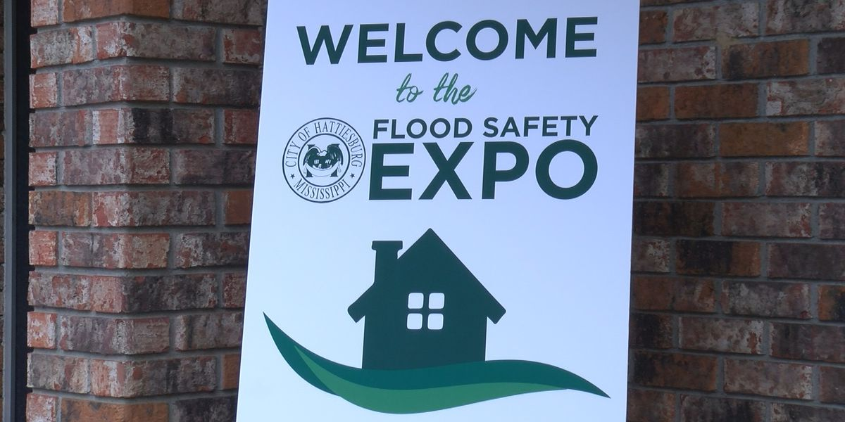City of Hattiesburg holds Flood Safety Expo