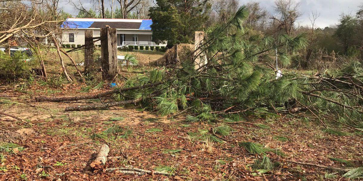 Runnelstown hit by EF-2 tornado