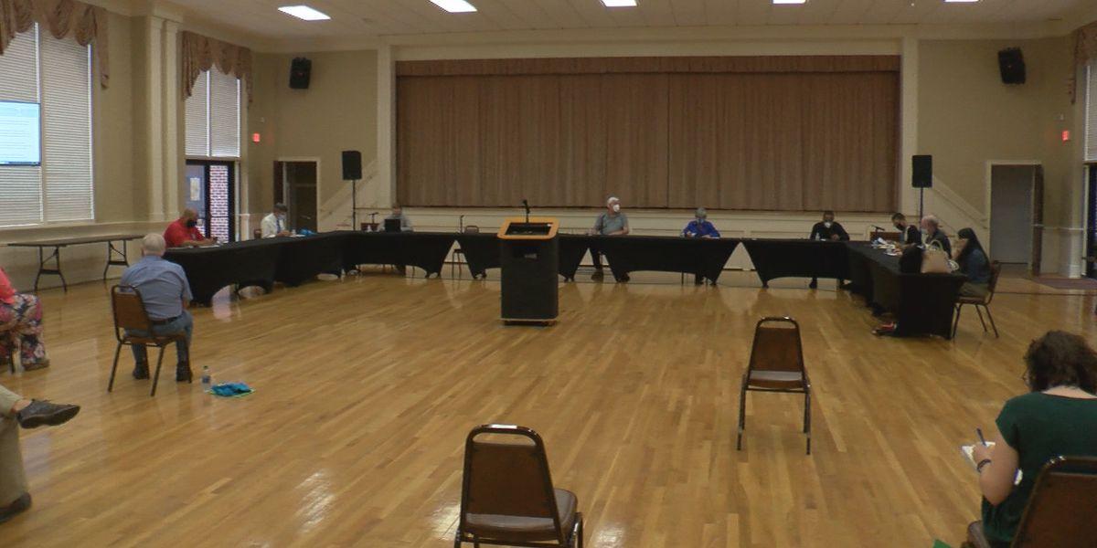 Hattiesburg City Council addresses Gordon's Creek issue, accept NAMI gift