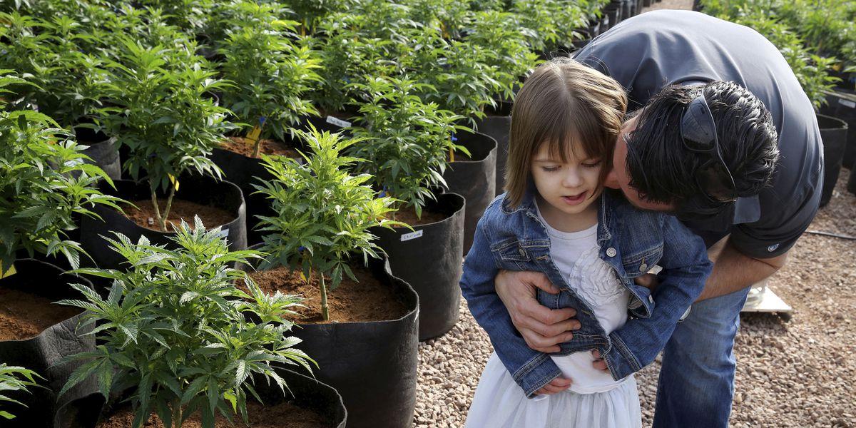Girl who inspired Charlotte's Web marijuana oil dies