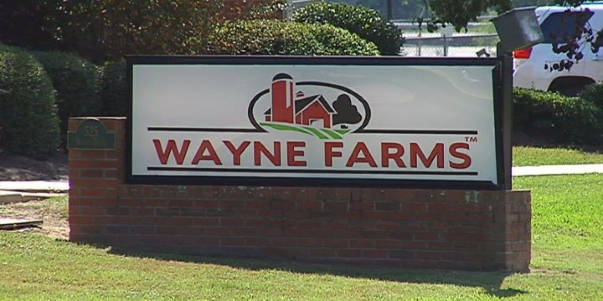 Wayne Farms asking city of Laurel for tax exemption