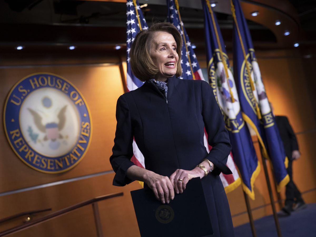 Pelosi says House Dems will start seeking Trump tax returns