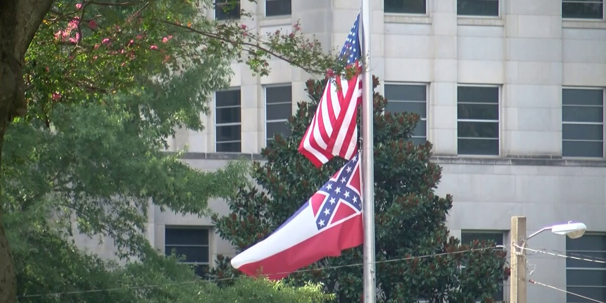 Lawmakers react to SEC and NCAA statements on Mississippi state flag