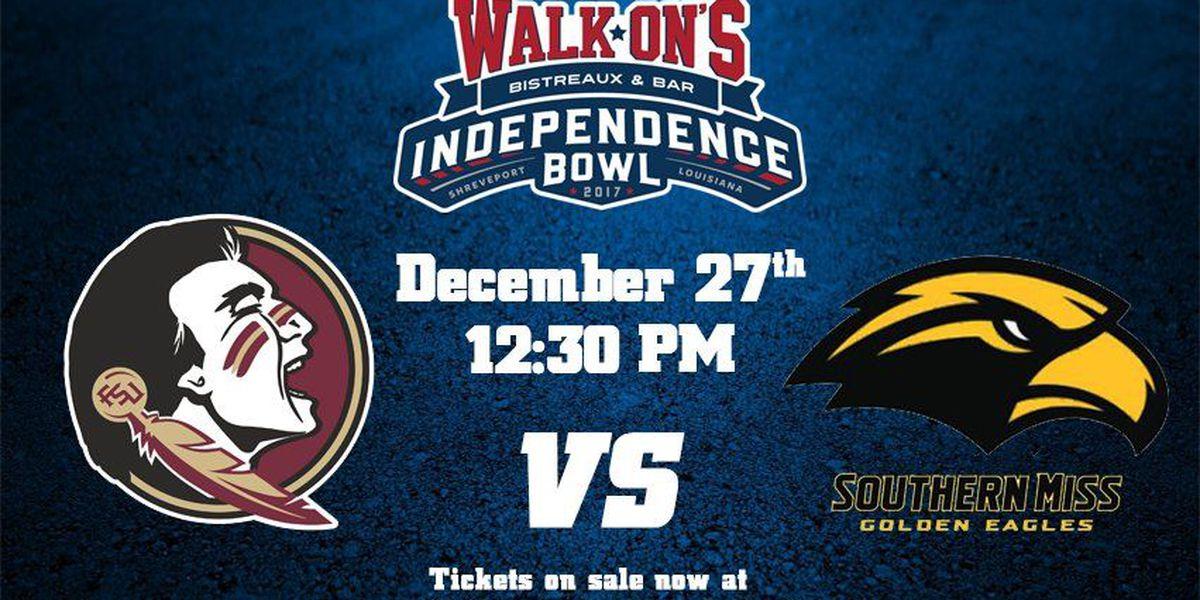 FSU taking USM, Independence Bowl seriously