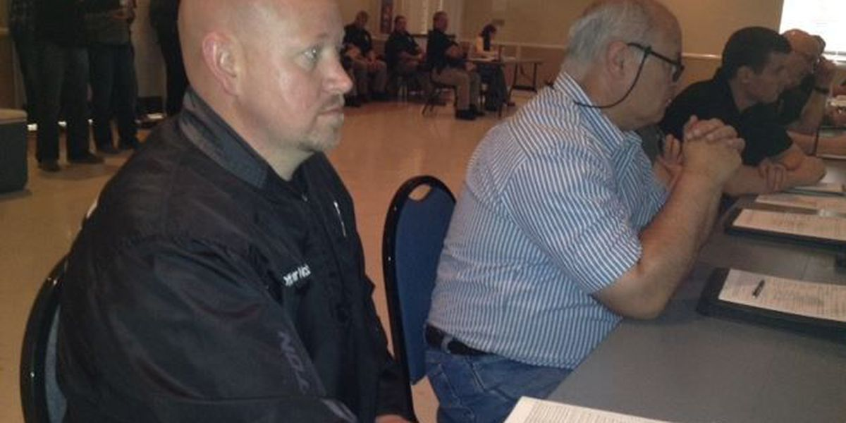 State law enforcement receive internet training in Petal