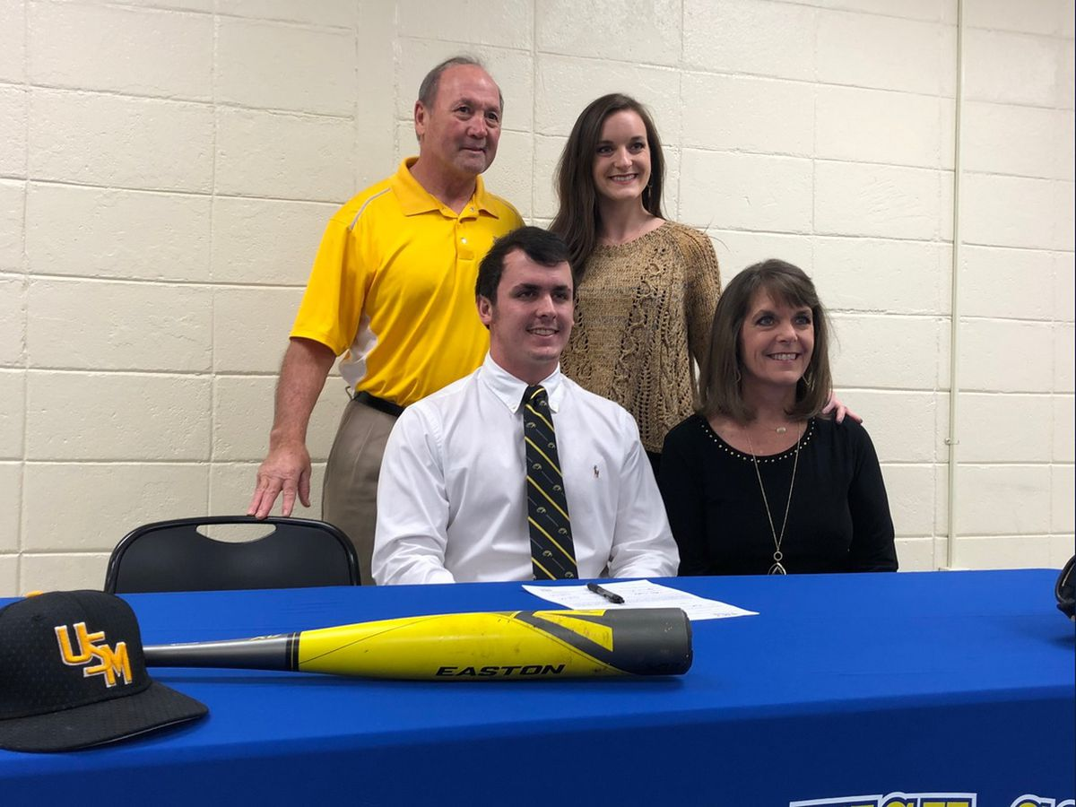 Billy Garrity, Dustin Dickerson sign with USM baseball
