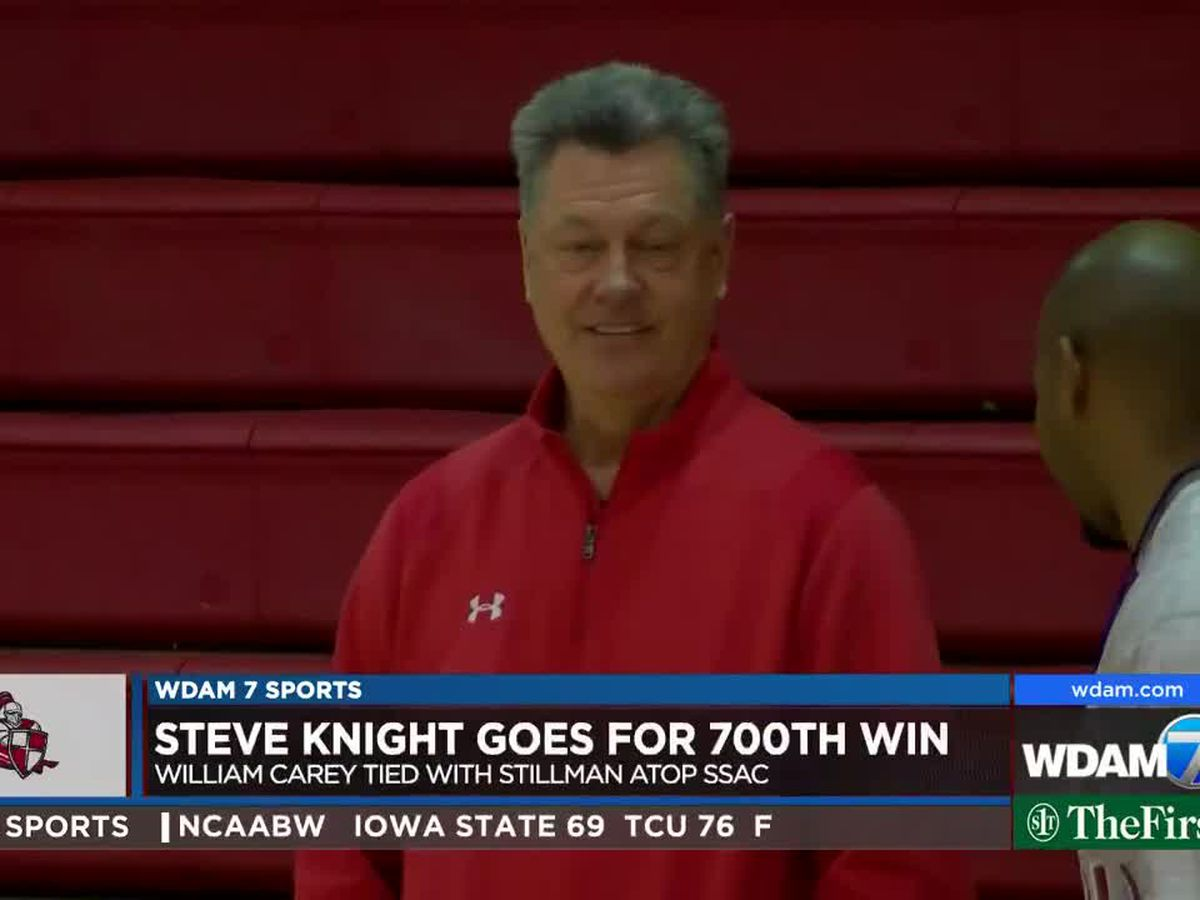 Steve Knight goes for 700th win at WCU