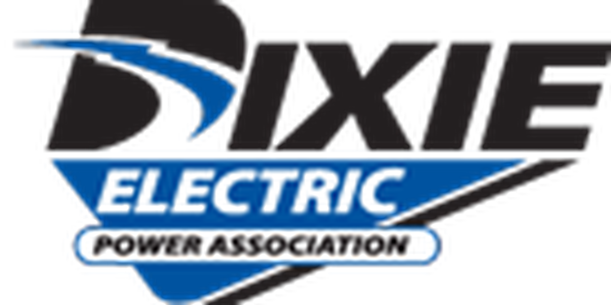 Dixie Electric Power reports outages