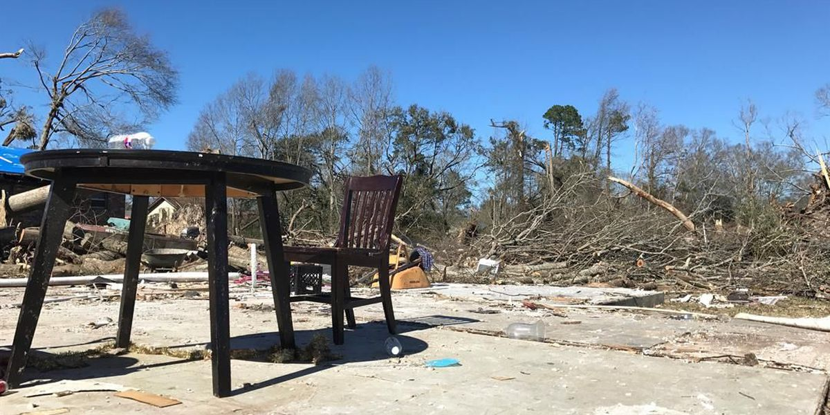 Hub City residents' road to recovery