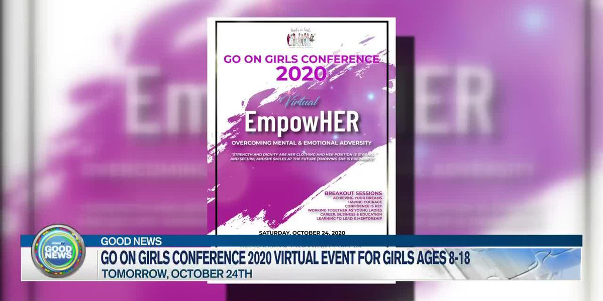 "Devoted Dreamers hosting ""Go On Girl"" virtual conference Saturday"