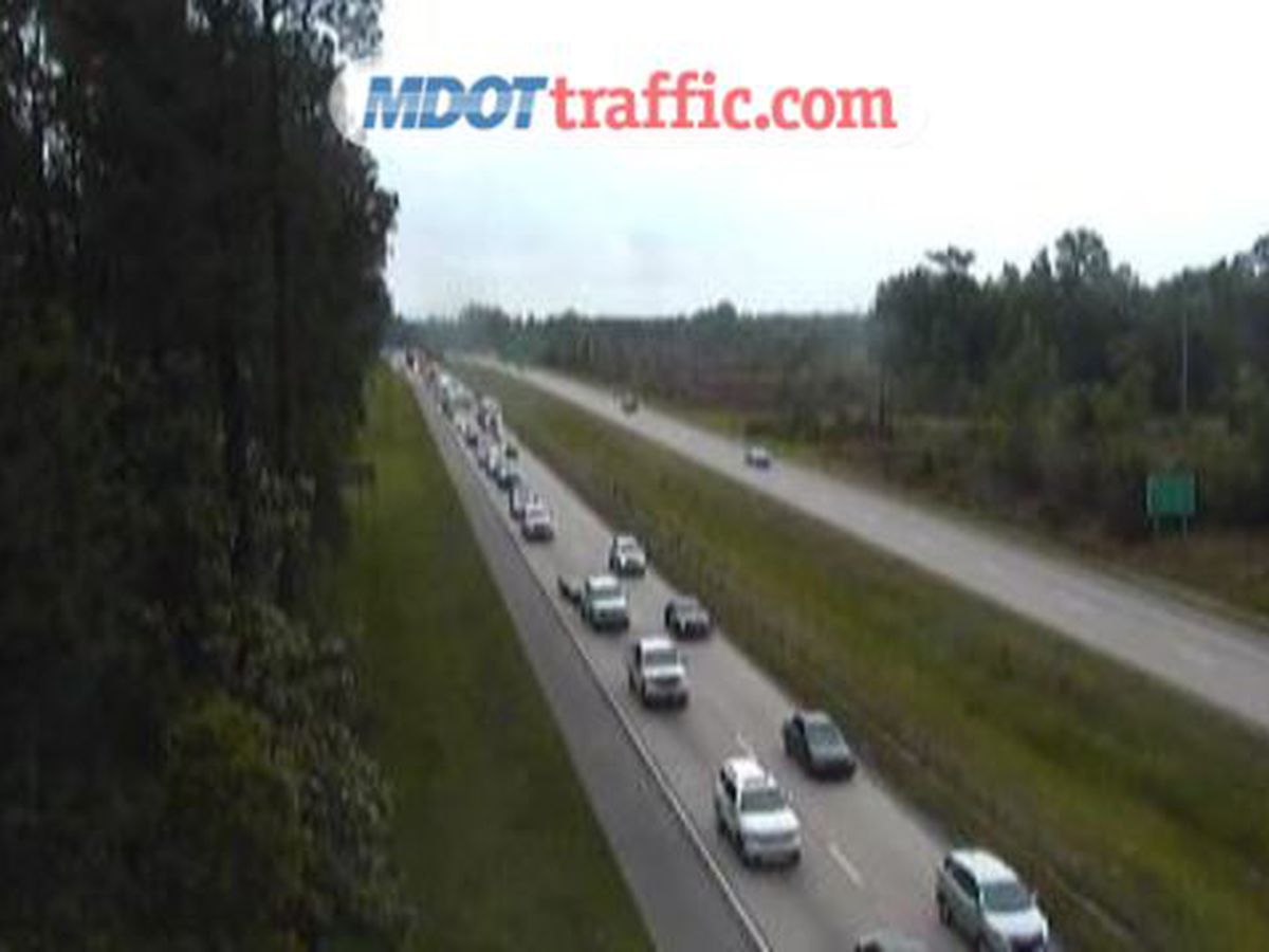 Southbound lanes of I-59 reopened near Evelyn Gandy Parkway