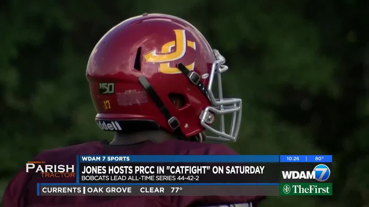 """Jones College, PRCC prepare for 89th """"Catfight"""""""