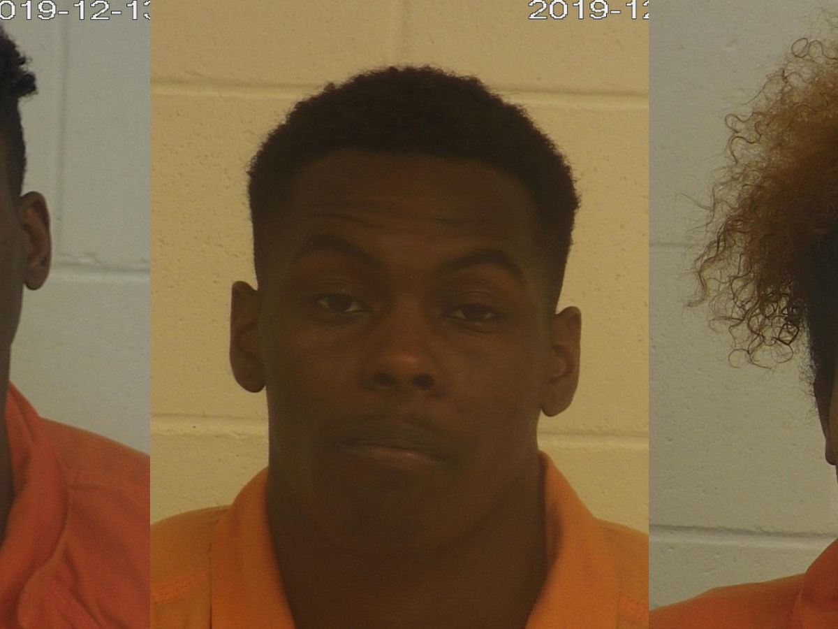 3 charged in Marion County murder investigation
