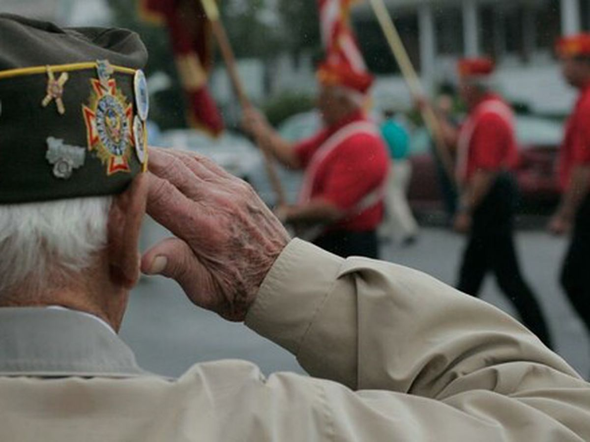 Study rates best, worst states for military retirees