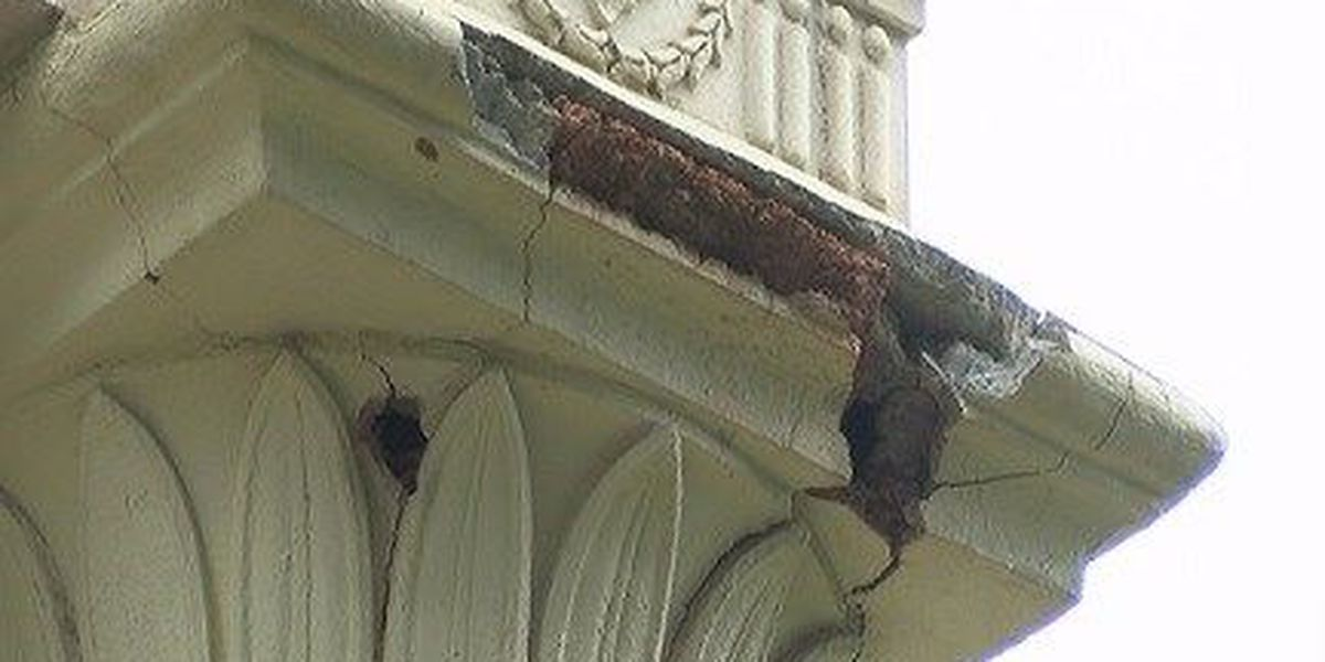 Repairs to begin soon on USM administration building