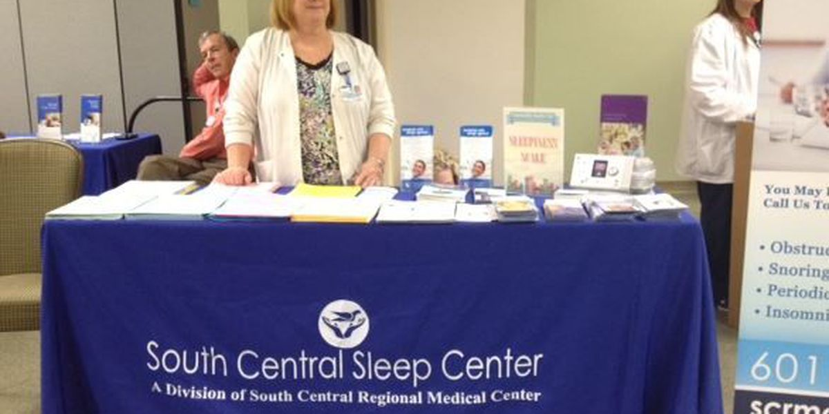 Community health fair held in Laurel